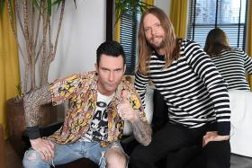 Maroon 5 making music, not political statements