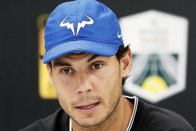 Nadal pulls out 