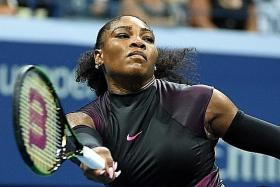 Graf backs Williams to become greatest ever
