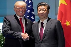China to turn on charm to continue Trump-Xi 'bromance'