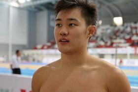 Teong wants Schooling's mark by March