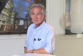 Dr Liu Thai Ker.