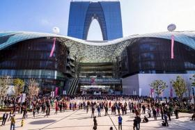 CapitaLand opens its biggest mall in Suzhou