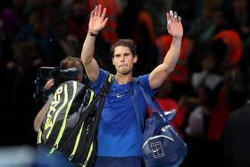Nadal: I really wasn't ready to play