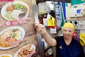 More than 4,000 food and beverage outlets in hawker centres and food courts have joined MOH's Healthier Dining Programme.