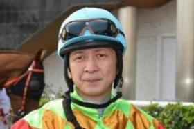 Jockey Peter Ho
