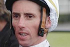 Nash Rawiller, jockey of Goldington Horn.