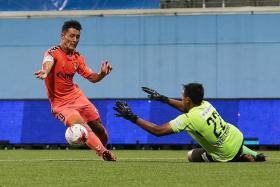 Why Albirex are aces