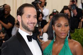 Serena set to tie the knot today