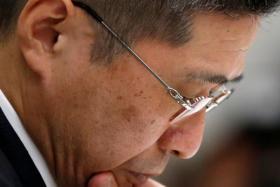 Nissan CEO Hiroto Saikawa.