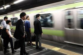 Stop trolling us with your MRT, Japan