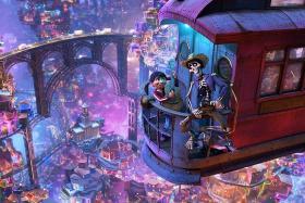 Pixar's Coco celebrates Mexico in times of Trump