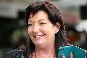 NZ woman trainer Donna Logan to train at Kranji