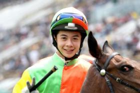 Hong Kong's top local jockey Derek Leung hopes to perform well in the LONGINES International Jockeys' Championship at Happy Valley on Dec 6.