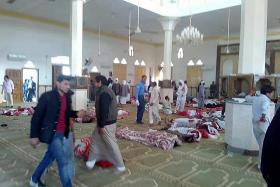 At least 235 killed in Egypt mosque attack