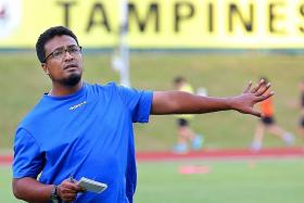 Global's Singaporean coach relishes task of stopping Albirex