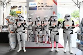 Jedi Master your shave with Philips
