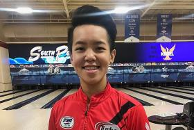 Shayna wins bronze at World Bowling C'ships