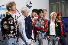 BTS's Mic Drop breaks into US Top 40