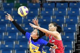 Singapore eye upset against Nations Cup leaders Cook Islands