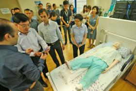 Healthcare spending to go up as medtech improves and population ages