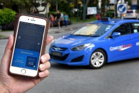 ComfortDelGro buys lion's share of Uber's rental car business