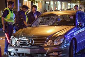 Man charged with drink driving over Tanjong Pagar crash
