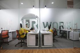 UrWork opens 2nd office spacein Singapore at Suntec City