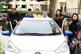 Full speed ahead for car-sharing in Singapore?