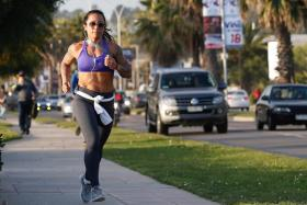 Set in a place a jogging routine to help trim fat from your stomach.