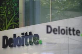 Deloitte's rankings are based on revenue growth over three years.