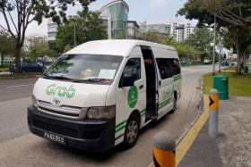 Ride-hailing firm Grab has expanded its GrabShuttle Plus trial to include Sengkang.