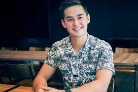 """""""I had been isolated from authentic Singaporean culture without realising it, and I was suddenly thrust into it for the first time. I found myself overwhelmed."""" —Mr Max West, who wrote a book (above) on his BMT experiences in national service"""