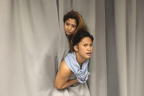 Curtain officially falls on local YouTube stars Munah and Hirzi