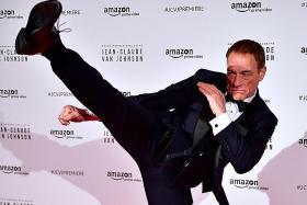 TV parody mines action star Jean-Claude Van Damme's hidden depths