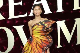 Zendaya is star style of 2017