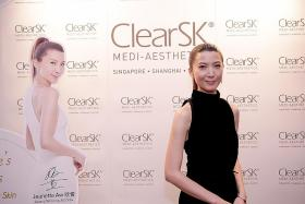 Jeanette Aw's eyes are her biggest asset - and problem area