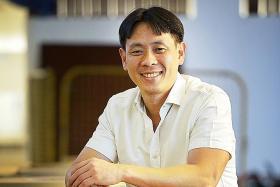 Louis Ng's optimism carries him through Acres activism and politics