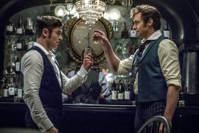 Zac Efron returns to musicals after a decade in The Greatest Showman