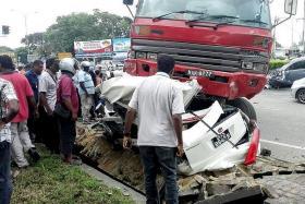 Four Singaporeans die in Port Dickson tragedy