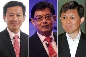 4G ministers says they will pick a leader 'in good time'