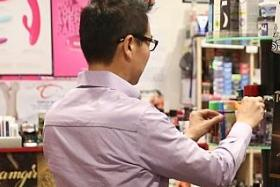 Confessions of an adult shop manager