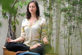 Meditation is not just for the mind, it is also beneficial for the body.