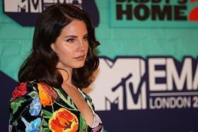 Radiohead sues Lana Del Rey for allegedly copying Creep