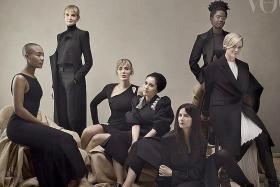 British Vogue features first transgender woman