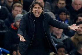 Conte demands better finishing from everyone, not just the strikers