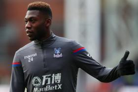 Timothy Fosu-Mensah, who is on loan from Manchester United, is relishing the playing opportunities at Crystal Palace.