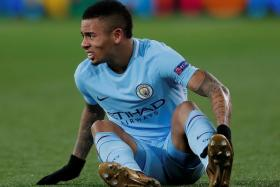 Gabriel Jesus is in line to return for the Champions League last-16 tie against Basel next month.
