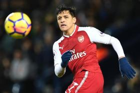 Alexis Sanchez has been linked with moves to both Manchester United and City.