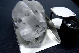 World's fifth largest diamond discovered in Lesotho